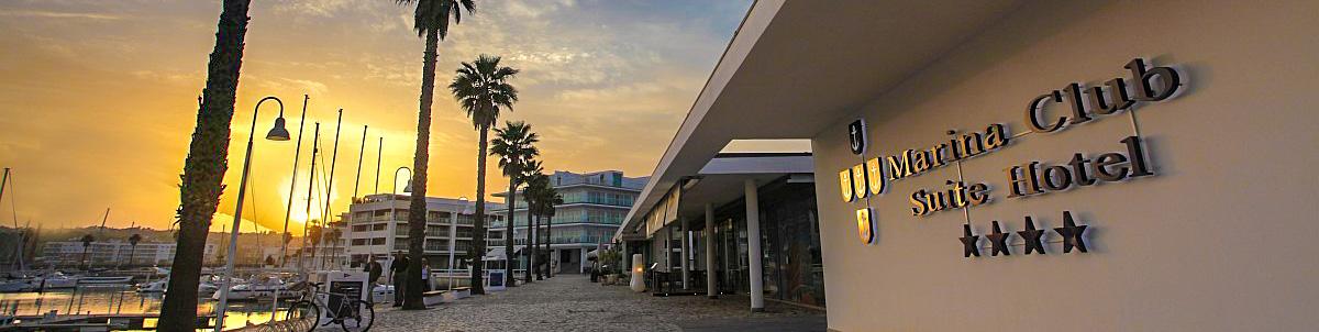 Marina Club Suite Hotel - Marina de Lagos