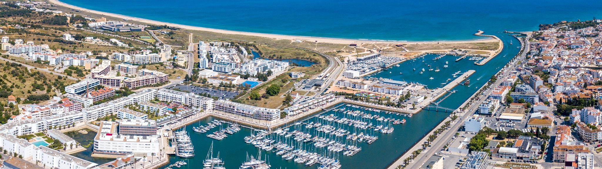 Marina de Lagos / Algarve / Portugal