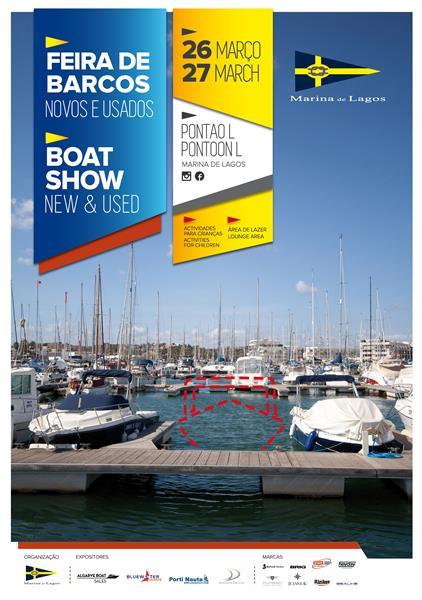 Marina de Lagos Boat show