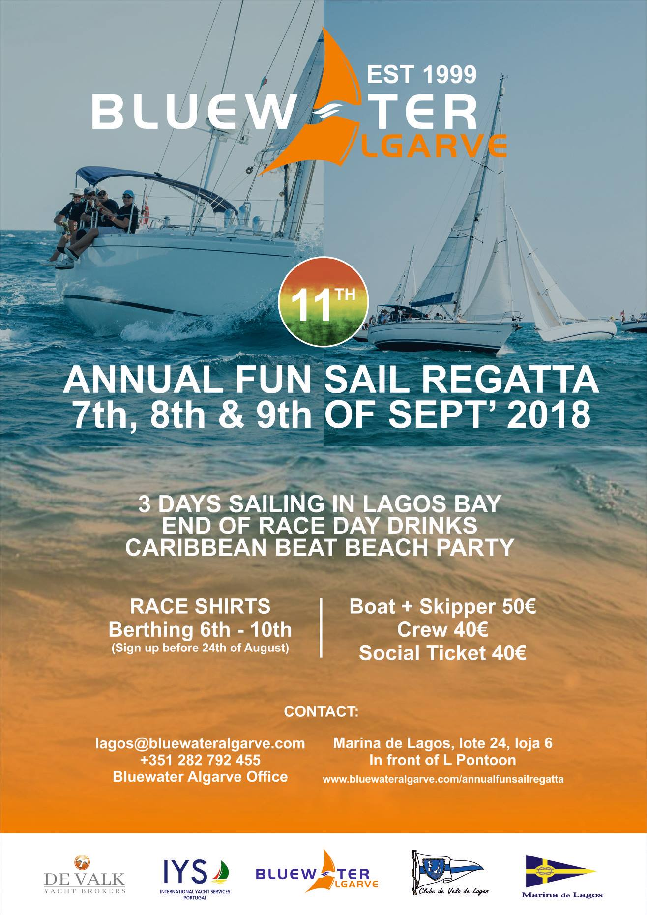 11th Annual Fun Sail Regatta