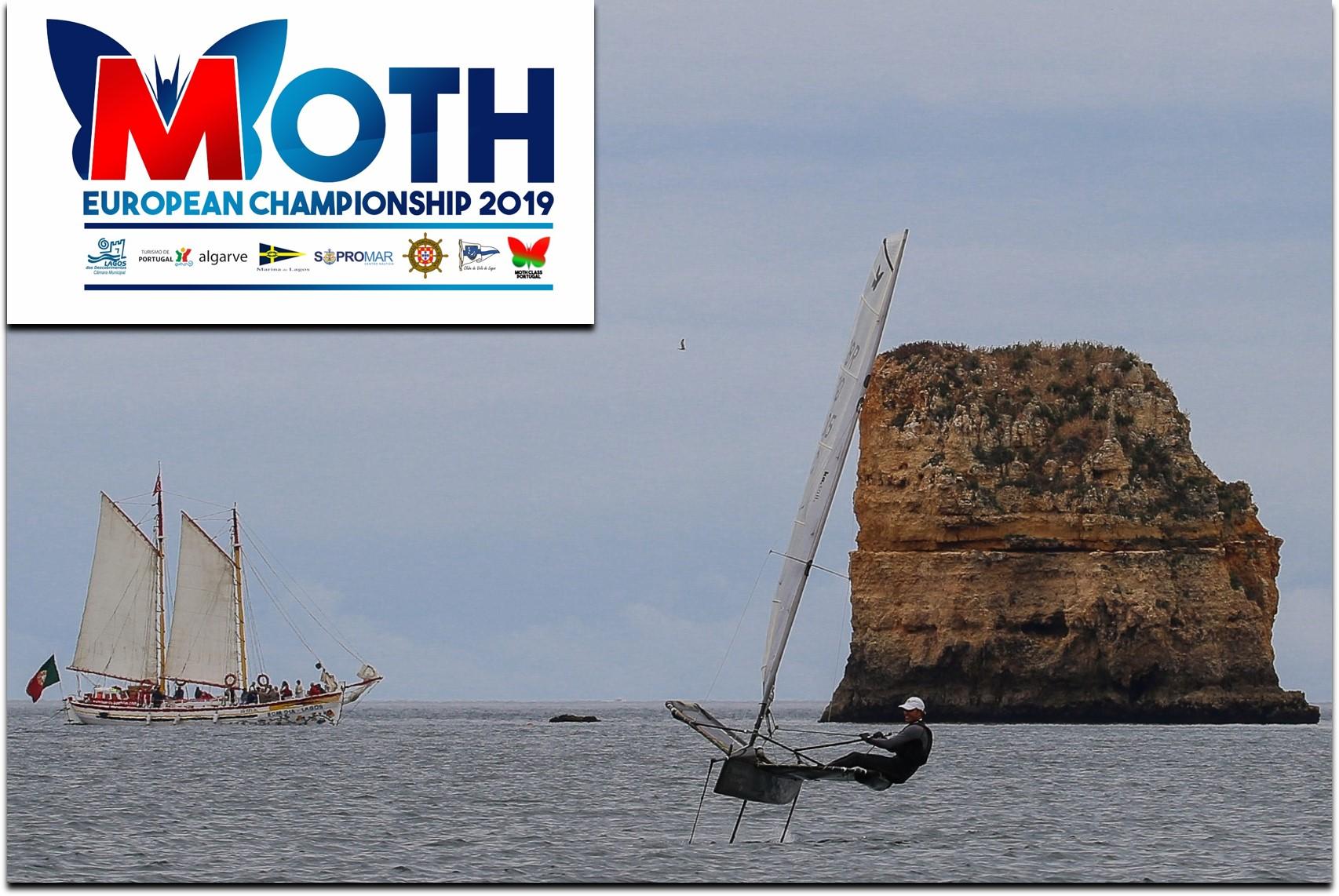 Lagos vai acolher o Campeonato da Europa de Moth 2019