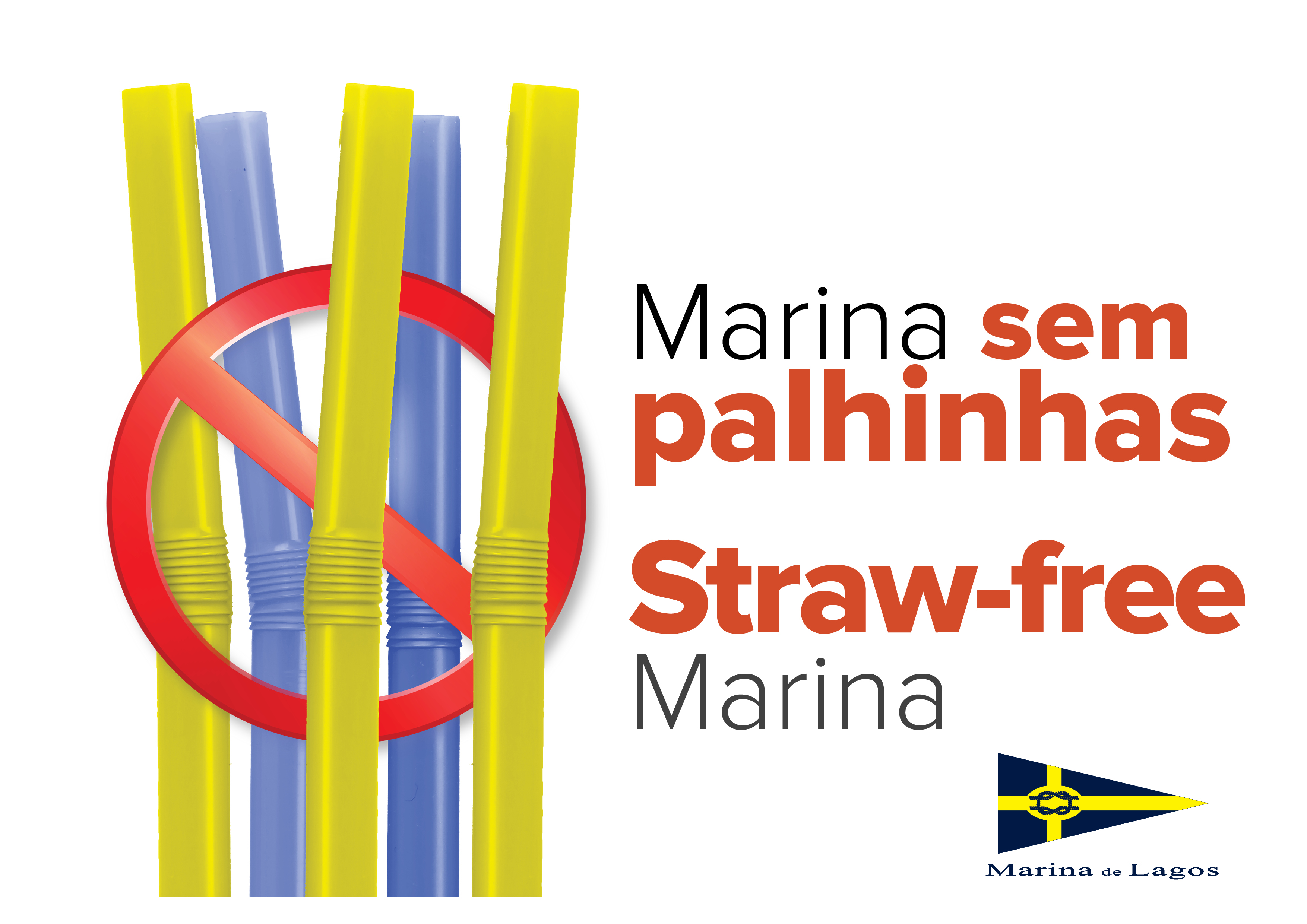 Marina de Lagos aims to pioneer as the first plastic straw-free marina in the world